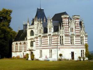 parc du chateau d'etelan