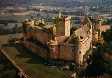 Château de Castelnau-Bretenoux