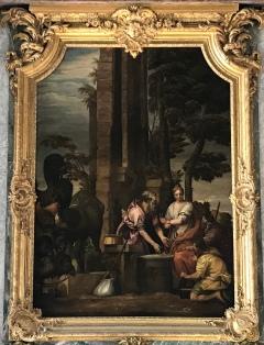 Eliezer et Rebecca, atelier de Véronèse